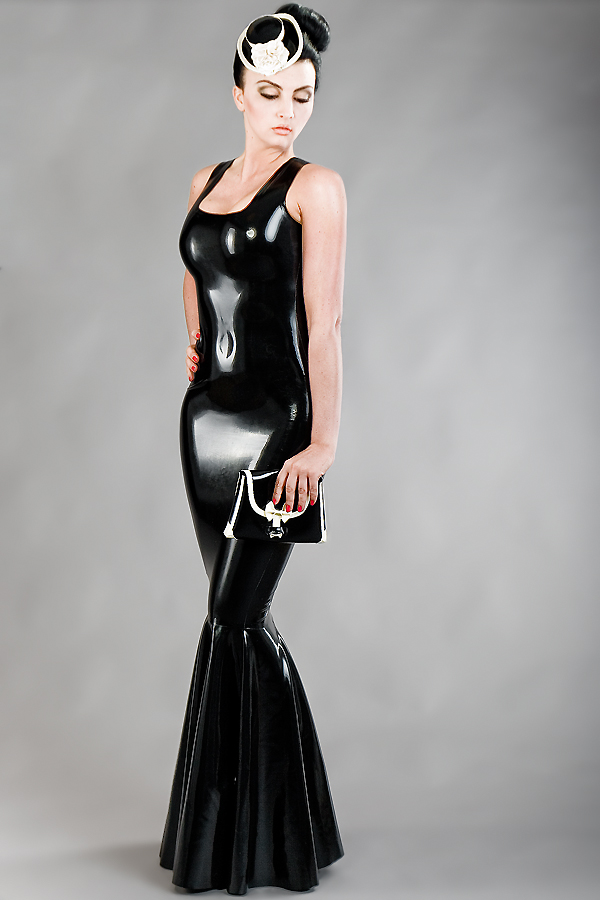 Black Cat Couture Latex